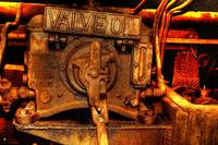 Locomotive valve