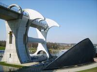The Falkirk Wheel 1