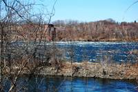 CT River Holyoke-South Hadley Falls line.