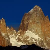 Mount Fitz Roy at Sunrise Art Prints & Posters by Javier Etcheverry