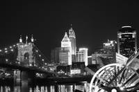 Cincinnati w/paddle wheel