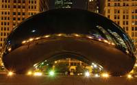 Cloud Gate @ Millenium Park, Chicago