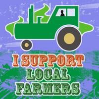 I Support Local Farmers