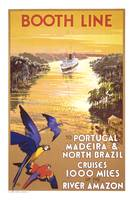 Booth Line, to Portugal, Madeira & North Brazil