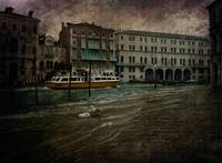 High tide in Venice