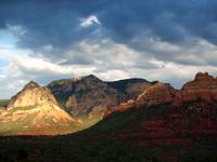 Monsoon in Sedona 362