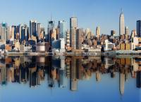 Reflections of New York City
