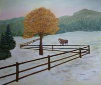 Early Snow-oil