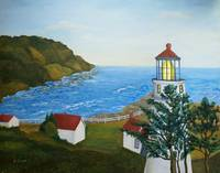 Light House-oil