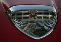 Red Fairlane Scoop with Badge