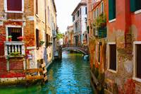 Romantic plaves of Venice