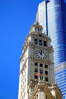 Chicago Clock Tower 2010