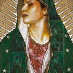 """Virgen de Guadalupe"" by gyepes1"