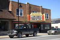 Rogers City, Michigan - Theater and Pickup