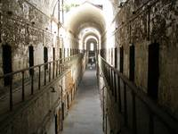 Eastern State Penitentiary Long Cell Block