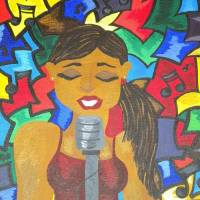 """""""life of music"""" by nayyirah"""