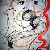 """""""Saturn Devouring His Children"""" by rlouism"""
