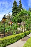 Beautiful Garden Walk by Carol Groenen