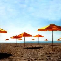 Just Umbrellas by Joe Gemignani