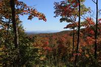 Autumn in the Vermont Mountains
