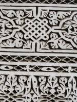 morocco islamic art detail 001