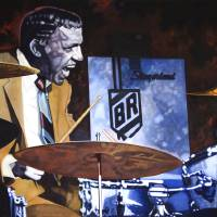 """Buddy Rich"" by michaelpatterson"