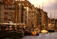 Boats in Denmark by Joe Gemignani