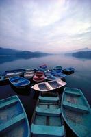 China Boats by Joe Gemignani