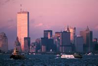 Tug Boat in NY Harbor by Joe Gemignani