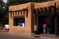 Santa Fe, New Mexico - Adobe Building