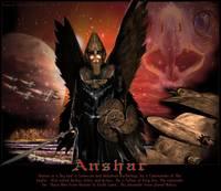 Anshar - Commander of Eagles