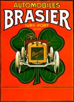 Brasier Motor Car ~ Vintage Automobile Advertiseme