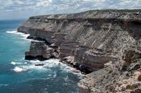 Cliffs at Kalbarri - Western Australia