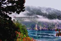 Deception Pass Bridge, Whidbey Island, Washington