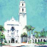 The Immaculata Chapel USD by Riccoboni by RD Riccoboni