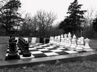 Life Size Chess 1