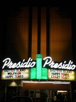 Presidio Theater in San Fran