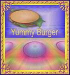 Yummy Burger Graphic Design
