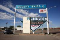 Route 66 - Desert Skies Motel