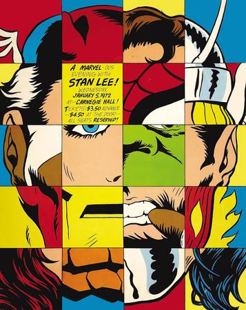 Evening with Stan Lee at Carnegie Hall by Atomic Kommie