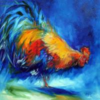 ROOSTER HUNTING by Marcia Baldwin