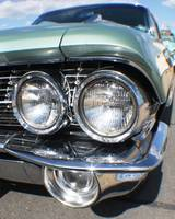 Chrome Headlamps