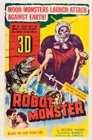Robot Monster in 3-D