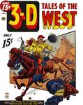 3-D Tales of the West Comic Book