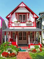 Oak Bluffs Gingerbread Cottages (2)