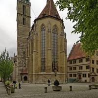 Rothenburg ob der Tauber 25crop by Priscilla Turner