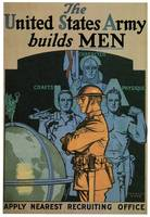 The United State Army Builds Men