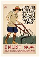 Enlist Now in the School Garden Army