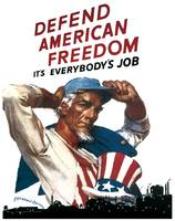 Defend American Freedom - It's Everyone's Job