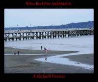 White Rock Pier And Beach 01